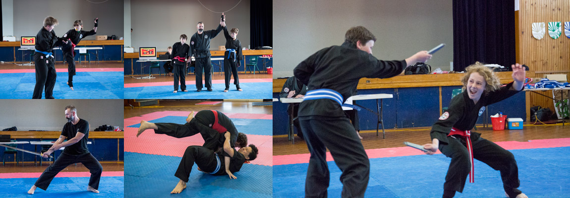 Kung Fu Competition
