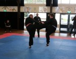 26 Adult Sparring
