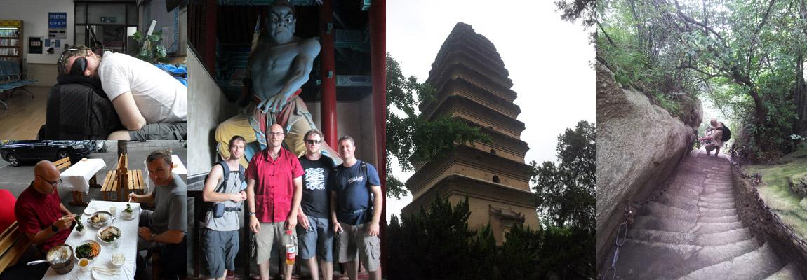 Kung Fu Travel